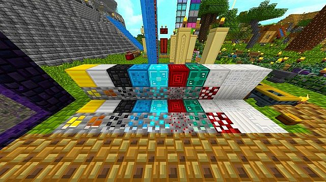 D cor resource pack 1 8 9 1 8 1 for 9minecraft decoration mod
