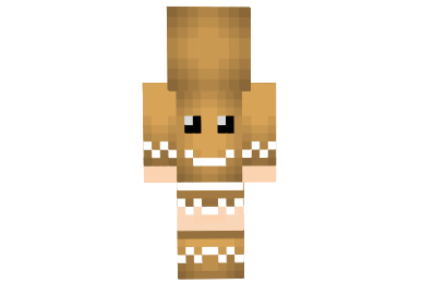 http://img2.azminecraft.info/Skins/Gingerbread-girl-skin-1.png