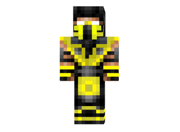http://img2.azminecraft.info/Skins/Scorpion-mortal-combat-skin.png