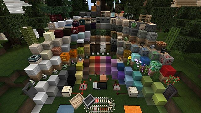 Flows hd texture pack 9minecraft. Net.